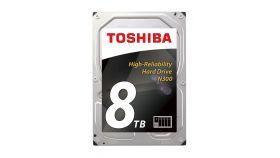 "Toshiba N300 NAS Hard Drive 8TB 128MB 3.5"" BULKs"
