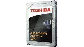 Toshiba N300 NAS - High-Reliability Hard Drive 10TB (256MB), BULK