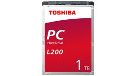 "Toshiba L200 - Slim Laptop PC Hard Drive 1TB 2,5"" (7mm), BULK"