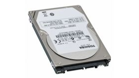 Toshiba int. 2,5 500GB  SATA 3Gb/s 5400rpm 8MB 7mm