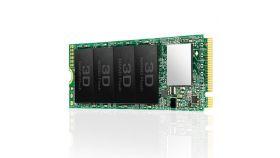 Transcend 1TB, M.2 2280,PCIe Gen3x4, M-Key, 3D TLC, DRAM-less