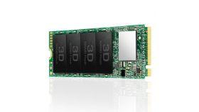 Transcend 256GB, M.2 2280,PCIe Gen3x4, M-Key, 3D TLC, DRAM-less