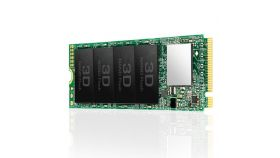 Transcend 512GB, M.2 2280,PCIe Gen3x4, M-Key, 3D TLC, DRAM-less