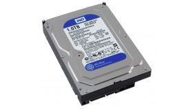 Western Digital Blue 1TB Desktop Hard Disk Drive - 7200 RPM SATA 6Gb/s 64MB Cache 3.5 Inch