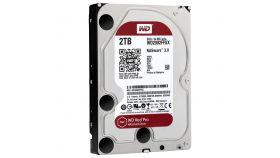 Western Digital Red Pro NAS  2 TB - SATA 6Gb/s 7200 rpm 64MB