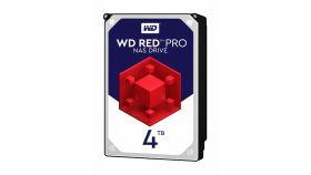 Western Digital Red Pro NAS 4 TB - SATA 6Gb/s 7200 rpm 128MB