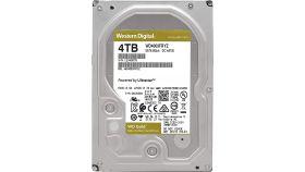 "WD Gold Enterprise-Class Hard Drive WD4003FRYZ - Hard drive - 4 TB - internal - 3.5"" - SATA 6Gb/s - 7200 rpm - buffer: 256 MB"