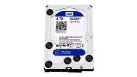 "Western Digital HDD 3.5"", 4000GB, WD Blue, 5400rpm, 64MB Cache, SATA3"