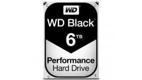 "Western Digital Black Performance 6TB SATA 6Gb/s 128MB 3,5"" 7200rpm"