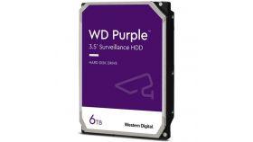 """Western Digital Purple Surveillance 6TB, 5400rpm SATA 6Gb/s 128MB cache 3,5"""""""