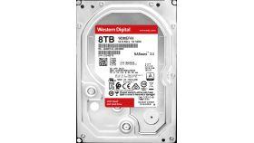 """Western Digital Red 3.5"""" 8TB 256MB 5400rpm SATA 3"""