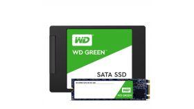 "Western Digital Green 240GB SATA III 2.5"" Internal SSD"