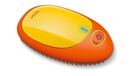 Beurer HT 10 Ionic hair brush orange-yellow