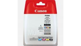 Canon CLI-581 C/M/Y/BK Multi Pack