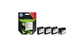 HP 932XL Black/933XL Cyan/Magenta/Yellow 4-pack Original Ink Cartridges