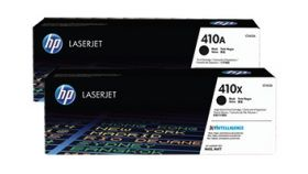 HP 410A Black Original LaserJet Cartridge (CF410A)
