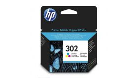HP 302 Tri-color Original Ink Cartridge