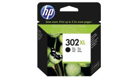 HP 302 Black Original Ink Cartridge