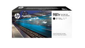 HP 981Y Extra High Yield Black Original PageWide Cartridge