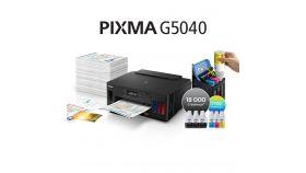 Canon PIXMA G5040 + Dark Fabric Iron-on Transfers A4