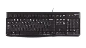 Logitech Keyboard K120 - US INTL - EER