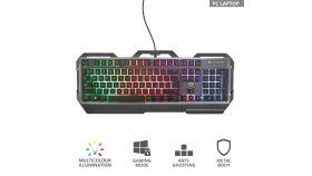 TRUST GXT 856 Torac Gaming Keyboard US