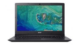 "Acer Aspire 3, A315-33-16JV, Intel E8000 Quad-Core (up to 2.00GHz, 2MB), 15.6"" HD (1366x768) Anti-Glare, HD Cam, 4GB DDR3L, 128GB SSD, Intel HD Graphics, 802.11ac, BT 4.1, Linux, Obsidian Black"