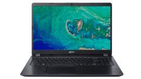 "Acer Aspire 5, A515-52-3309, Intel Core i3-8145U (up to 3.90GHz, 4MB), 15.6"" FullHD (1920x1080) Anti-Glare, HD Cam, 4GB DDR4, 256GB NVMe SSD, Intel UHD Graphics 620 , 802.11ac, BT 4.2, Linux, Black"