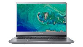 "Acer Aspire Swift 3, SF314-56-561M, Intel Core i5-8265U (up to 3.90GHz, 6MB), 14"" FHD IPS (1920x1080) AG, HD Cam, 8GB DDR4, 512GB SSD PCI-E, Intel UHD 620, 802.11ac, BT 4.2, Backlit Keyboard, MS Win10, Sparkly Silver"