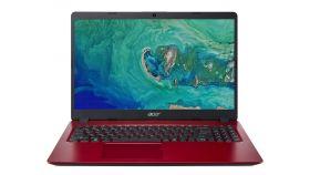 """Acer Aspire 5, A515-52G-59WJ, Intel Core i5-8265U (up to 3.90GHz, 6MB), 15.6"""" FullHD IPS (1920x1080) AG, HD Cam, 8GB DDR4, 1TB HDD, nVidia GeForce MX150 2GB GDDR5, 802.11ac, BT 4.2, Linux, Red"""