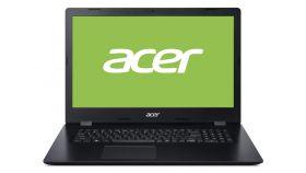 "Acer Aspire 3, A317-32-P67K, Intel Pentium Silver N5030 Quad-Core (up to 3.10GHz, 4MB), 17.3"" FHD (1920x 1080) IPS CineCrystal, 0.3MP Cam&Mic, 8GB DDR4 (2*4GB), 256GB PCIe SSD, Intel UMA Graphics, Linux, Black"