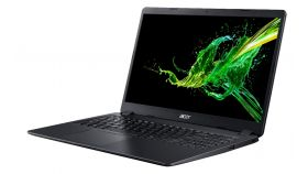 "Acer Aspire 3, A315-56-31R7, Intel Core i3-1005G1 (up to 3.4 GHz, 4MB), 15.6"" FHD (1920x1080) AG, HD Cam, 8GB DDR4 (4GB onboard),  512GB SSD PCIe, Intel UHD, Linux, Black"