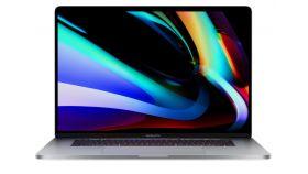 """Apple MacBook Pro 16"""" Touch Bar/8-core i9 2.3GHz/16GB/1TB SSD/Radeon Pro 5500M w 4GB - Silver - INT KB"""