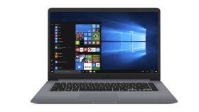 "Asus VivoBook15 X510UF-EJ045, Intel Core i7-8550U (up to 4GHz, 8MB), 15.6"" Full HD (1920x1080) LED AG, Web Cam, 8192MB DDR4 (1 slot free), 1TB HDD, NVIDIA GeForce MX130 2GB GDDR5, 802.11ac, BT 4.0, Linux, Slim Grey+Asus ZenPower Slim 4000mAh Recharge"