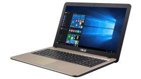 "Asus X540UB-DM032, Intel Core i5-7200U (up to 3.1GHz, 3MB) , 15.6"" Full HD (1920x1080) LED AG, Web Cam, 8GB DDR4 2133Mhz( 1 slot free) , 1TB HDD, NVIDIA GeForce MX110 2GB GDDR5, no DVD, 802.11n, BT 4.0, Linux, Black"