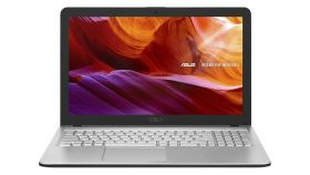 "Asus X543MA-WBC13C, Intel Celeron N4000 (4M Cache, up to 2.6 GHz), 15.6"" FHD, (1920x1080), LPDDR4 4G(ON BD.), SSD 256G SATA3,WiFi 5.0, Without OS, Transperent Silver + Backpack"