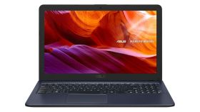 Asus X543MA-WBC01C, Intel Celeron N4000 (4M Cache, up to 2.6 GHz), 15.6`` FHD, (1920x1080), LPDDR4 4G(ON BD.), SSD 256G SATA3, Without OS, Star Grey,Backpack