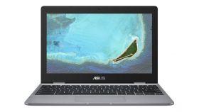 "Asus Chromebook C223NA-GJ0055, Intel Celeron N3350 1.1 Ghz (2M Cache, up to 2.4 GHz, 2 cores), AG, 11.6"" HD, (1366x768), LPDDR4 4GB(ON BD.), eMMC 32G,WiFi 5.0, Chrome OS, Dark Grey"