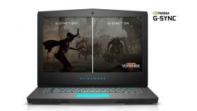 "Dell Alienware 15 R4, Intel Core i7-8750H 6-Core (up to 4.10GHz, 9MB), 15.6"" FHD (1920x1080) 60Hz IPS AG G-SYNC, HD Cam, 16GB 2666MHz DDR4, 1TB HDD+256GB SSD, NVIDIA GeForce GTX 1070 8GB GDDR5, 802.11ac, BT 4.1, MS Win10, 3Y PS"
