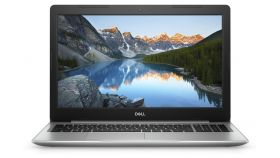 "Dell Inspiron 5575, AMD Ryzen 7 2700U (up to 3.80GHz, 6MB), 15.6"" FHD (1920x1080) AG, HD Cam, 8GB 2400MHz DDR4, 256GB SSD, DVD+/-RW, AMD Radeon RX Vega10 Graphics, 802.11ac, BT 4.1, Backlit Keyboard, FingerPrint, MS Win10, Platinum Silver"