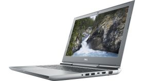 """Dell Inspiron 7580, Intel Core i7-8565U (8MB Cache, up to 4.6 GHz), 15.6"""" FHD (1920x1080) IPS AG, HD Cam, 8GB 2666MHz DDR4, 512GB M.2 PCIe NVMe SSD, DVD+/-RW, NVIDIA GeForce MX150 with 2GB GDDR5, 802.11ac, BT, Backlit KBD, MS Win10, Silver, 3Y"""