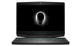 "Dell Alienware M15 Slim, Intel Core i7-8750H (9MB Cache, up to 4.1 GHz, 6 Cores), 15.6"" FHD (1920 x 1080) 144Hz IPS AG, HD Cam, 16GB 2666MHz DDR4, 256GB PCIe M.2 SSD + 1TB (+8GB SSHD), NVIDIA GeForce RTX 2060 6GB GDDR6, 802.11ac, BT, MS Win10, Silver"