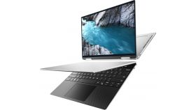 """Dell XPS 9310 ( 2 in 1 ), Intel Core i7-1165G7 (12MB Cache, up to 4.7 GHz), 13.4"""" 16:10 UHD+ WLED Touch (3840 x 2400), HD Cam, 16GB 4267MHz LPDDR4, 512GB PCIe NVMe x4 SSD on board, Intel(R) Iris Xe Graphics, Wi-Fi 6, BT 5.0, Backlit KBD, FPR, Win10"""