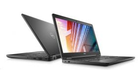 "Dell Latitude 5491, Intel Core i7-8850H (9M Cache, 2.6 GHz), 14.0"" FHD (1920x1080) AntiGlare, 16GB (2x8GB) 2666Mhz DDR4, 256GB SSD SATA M.2, Nvidia GeForce MX 130 2GB, 802.11ac, BT, Thunderbolt, Smart Card, Cam and Mic, Backlit KBD, Windows 10 Pro, 3"