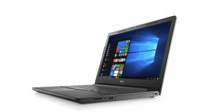 "Dell Vostro 3568, Intel Core i3-7020U (2.30GHz, 3MB), 15.6"" FullHD (1920x1080) Anti-Glare, HD Cam, 4GB 2400MHz DDR4, 1TB HDD, DVD+/-RW, Intel HD 620, 802.11ac, BT 4.1, MS Win10 Pro, Black"
