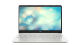 "HP 15s-eq1015nu Natural Silver, Athlon 3050U (2.3Ghz, up to 3.2Ghz/4MB/2C), 15.6"" FHD IPS AG, 8GB 2400Mhz 2DIMM, 256GB PCIe SSD, no Optic, WiFi a/c + BT5, 3C Batt Long Life, Free DOS"