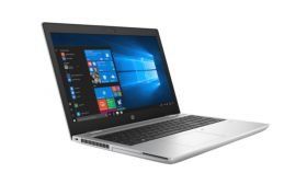 "HP ProBook 650 G4, Core i5-8250U(1.6Ghz, up to 3.4GH/6MB/4C), 15.6"" FHD UWVA AG + WebCam 720p, 8GB 2400Mhz 1DIMM, 256GB PCIe SSD, DVDRW, 8265a/c + BT, FPR, Serial Port, Backlit Kbd, 3C Long Life Batt, Win 10 Pro 64bit"