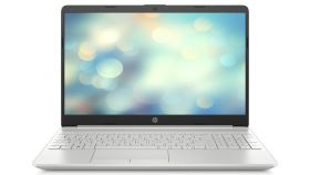 """HP 15-dw3005nu Natural Silver, Core I3-1125G4(2Ghz, up to 3.7Ghz/8MB/4C), 15.6"""" FHD AG IPS, 8GB 3200Mhz 1DIMM, 512GB PCIe SSD, no Optic, WiFi a/c + BT 4.2, 3C Batt Long Life, Free DOS"""