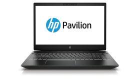 "HP Gaming Pavilion 15-cx0001nu Black/White,Core i7-8750H hexa(2.2Ghz,up to 4.10Ghz),15.6"" UHD UWVA AG IPS+WebCam,16GB, 256GB SSD+1TB,Nvidia GeForce GTX 1050Ti 4GB,no Optic,WiFi a/c + BT,Backlit Kbd,3C Long Life,FreeDOS+HP Pavilion Gaming 400 Headset"