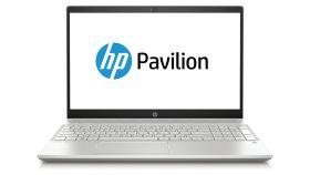 "HP Pavilion 15-cs0006nu Silver, Core i7-8550U(1.8Ghz, up to 4GHhz/8MB/4C), 15.6"" FHD AG + WebCam, 8GB 2400МHz 2DIMM, 128GB M.2 SSD + 1TB 5400 RPM, no Optic, Nvidia GeForce MX150 4GB, WiFi a/c + BT, Backlit Kbd, 3C Batt Long Life, Free DOS"